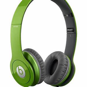 Beats By Dre Solo HD Green Headphones at Zumiez PDP