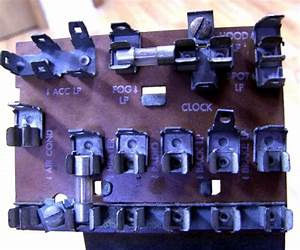 1957 Chevy Bel Air Fuse Box Location
