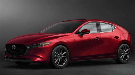 Redesigned Mazda3 Sedan And Hatchback