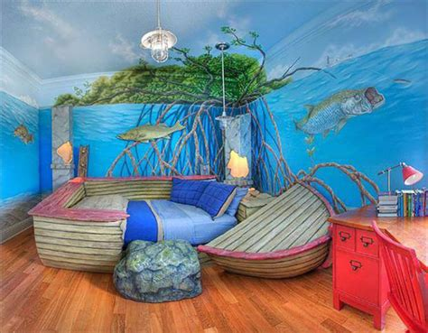 Cool Bedroom Designs That Your Children Will Never Want