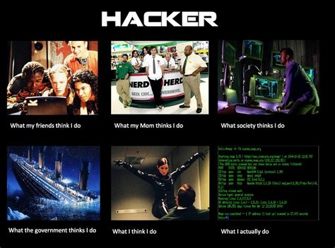 funny stereotypes  hackers page