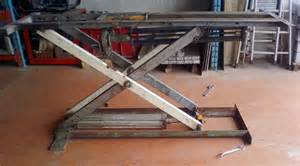 table de travail moto ~ table de travail en acier inox mm achat