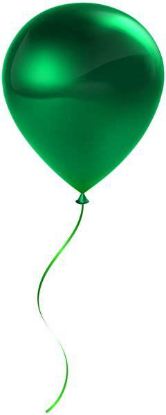 single green balloon transparent clip art green balloon clip art balloons