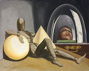 Paintings of Man Ray