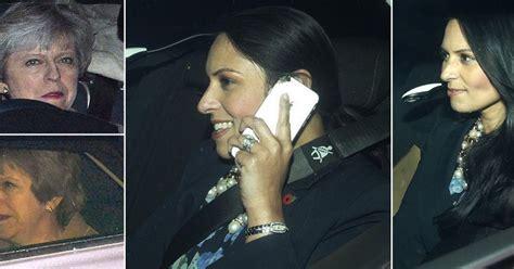 Priti Patel resigns RECAP: Disgraced Tory minister resigns ...