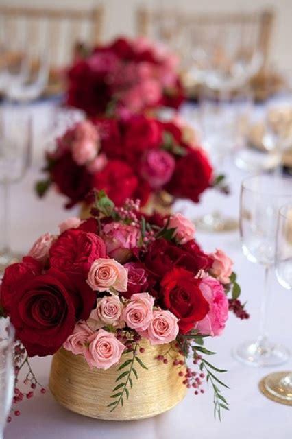 inspiring valentines day wedding centerpieces