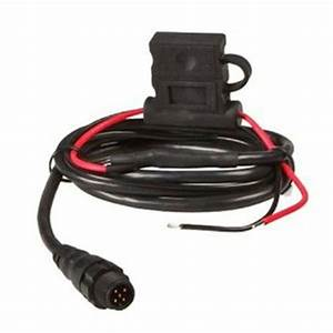Nmea 2000 1m  3 3ft  Male Power Cable - Lowrance - Marine Network