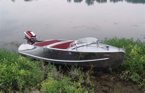 Aluminum Runabout Boats For Sale by Nice Feathercraft Vagabond Boats Pinterest Boating