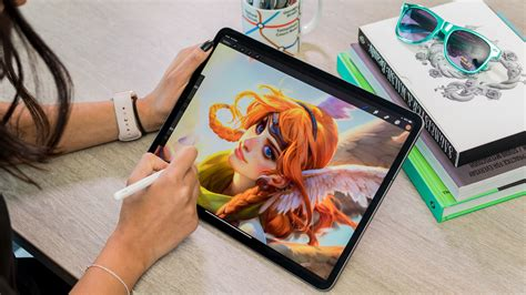 ipad pro  review    artists