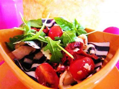 recette de salade de p 226 tes tomates et mozzarella