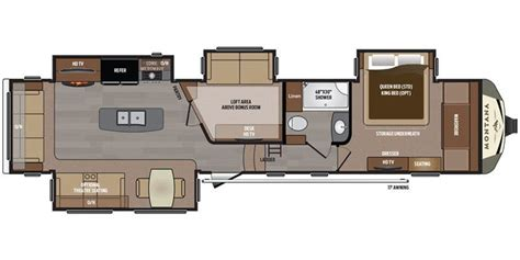 Specs For 2016 Keystone Montana Rvs
