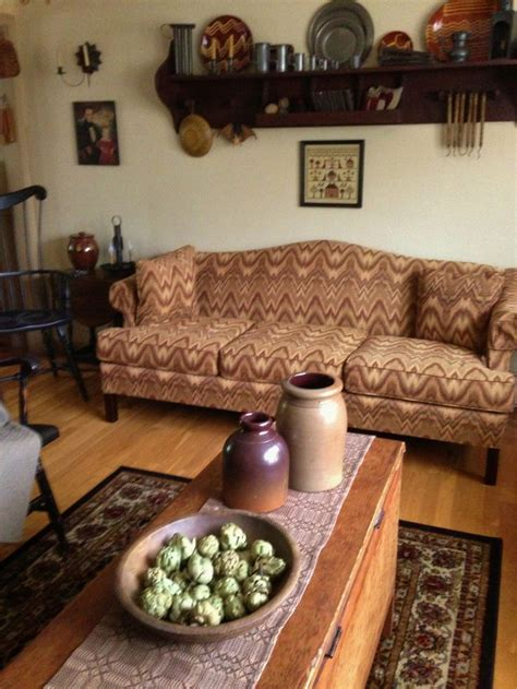 Living Room Primitive And Country Decor Pinterest