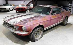 Ford Mustang Kosten : texas barn find 1967 ford mustang fastback gt ~ Jslefanu.com Haus und Dekorationen