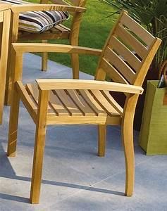 Chaise Teck Jardin : chaise de jardin en teck photo 8 20 chaise de jardin en teck ~ Teatrodelosmanantiales.com Idées de Décoration
