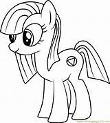 Coloring Marble Pie Pages Pony Little Friendship Getdrawings Printable Coloringpages101 Getcolorings Magic sketch template