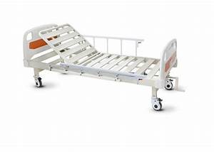 Cheap Price Single Crank Manual Hospital Use Medical Bed