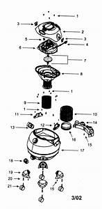 Craftsman Wet  Dry Vacuum Parts