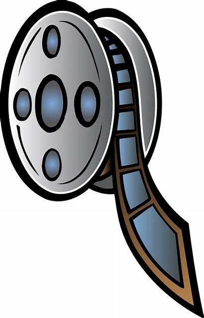 Film Clipart Strip Reel Clipartmag