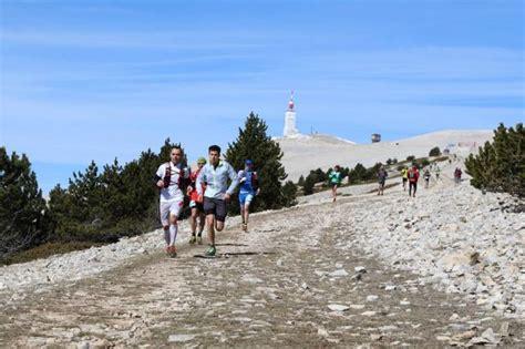 trail du mont ventoux le trail du ventoux plus
