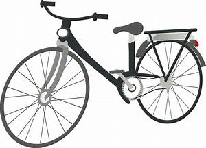 Free to Use & Public Domain Bicycle Clip Art