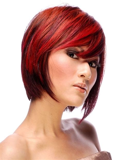 short haircuts with red color red hair color for short hairstyles 27 cool haircut