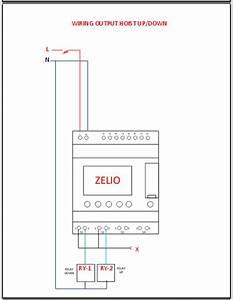 Jual Control Hoist Lift Barang Untuk 4 Lantai Dengan Zelio Schneider  Di Lapak Masdianto Masdianto