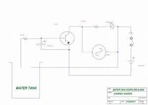 How To Make A Water Tank Overflow Alarm