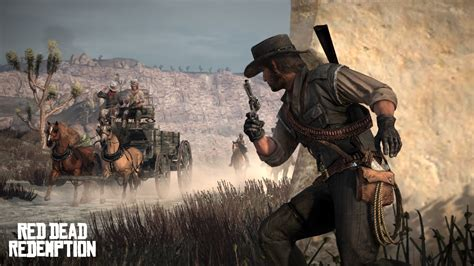 Game Art And Design Red Dead Redemption Thearthunters