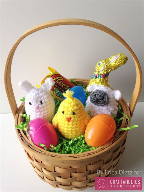 Craftaholics Anonymous®  Crochet Easter Egg Covers