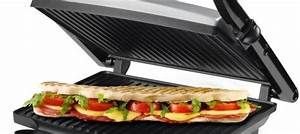 Panini Grill Test : sandwicheras test la mejor sandwichera 2018 tu sandwichera ~ Michelbontemps.com Haus und Dekorationen