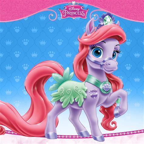 Pumpkin Palace Pet Toy by Disney Princess Palace Pets Images Ariel S Pony Seashell