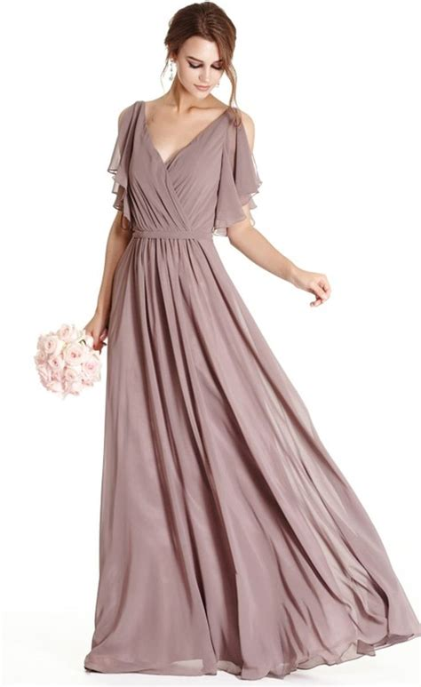 1b4e8a0d970 736 x 1201 www.pinterest.com. Best 25+ Mauve bridesmaid dresses ...
