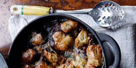 cuisiner un roti de veau rôti de veau cagnard en cocotte idées de recettes