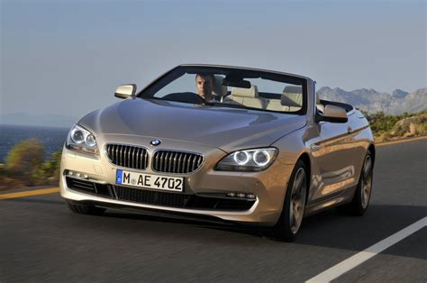 2012 Bmw 650i Convertible Pricing And Ordering Information