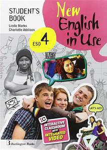 4eso New English In Use Eso 4 Student U0026 39 S Book Ed  2016