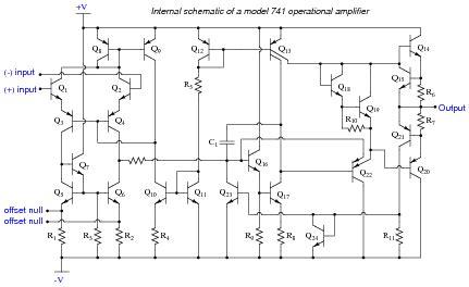 Negative Feedback Opamp Circuits Analog Integrated