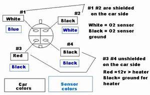 Ford O2 Sensor Wiring Diagram