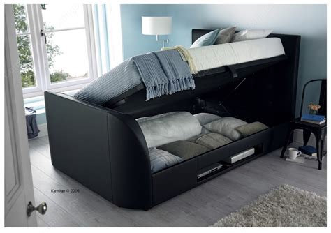 Ottoman Tv Bed by Kaydian Barnard Tv Ottoman Bed Free Delivery Best