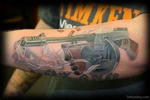 Gun Tattoos | Tattoo Designs, Tattoo Pictures