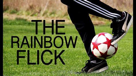 rainbow flick football training palle