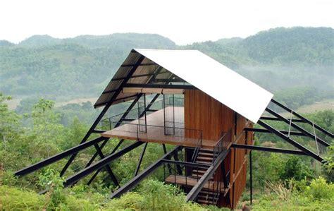tall bungalow  ark   bedroom eco retreat  sri