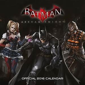 Batman: Arkham Knight - Calendars 2018 on EuroPosters