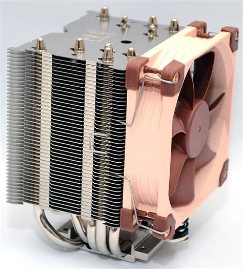 noctua rubber fan mounts noctua nh u9s u type tower cpu cooler review eteknix