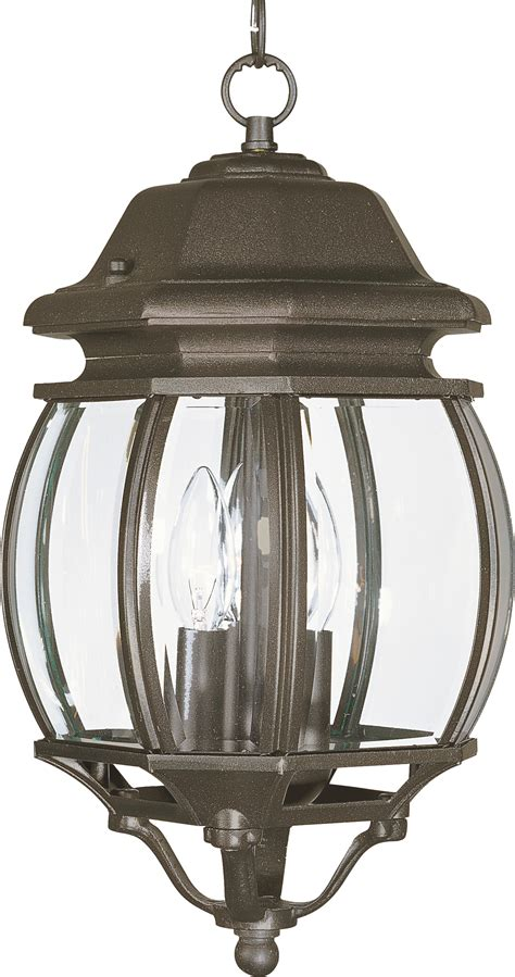 Crown Hill 3Light Outdoor Hanging Lantern