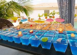 """Cool beach birthday pool party dessert """"cake"""". 