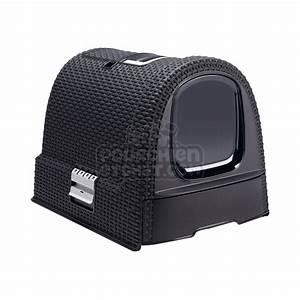 Toilette Chimique Pour Maison : maison de toilette pour chat curver ~ Premium-room.com Idées de Décoration
