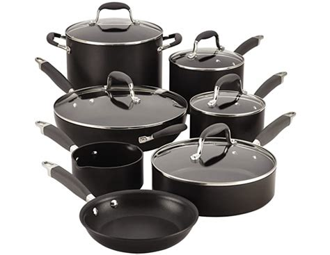 cookware nonstick sets anolon anodized advanced pc grey hard current check amazon