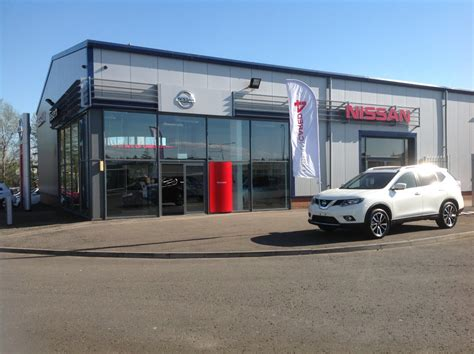 Nissan Dealership In Stirling Creates 20 Jobs