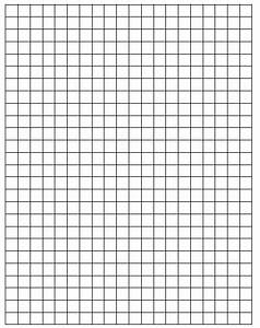 Free grid papers coloring pages