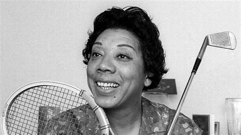 althea gibson biography childhood life achievements